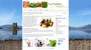 Argyll Nutrition