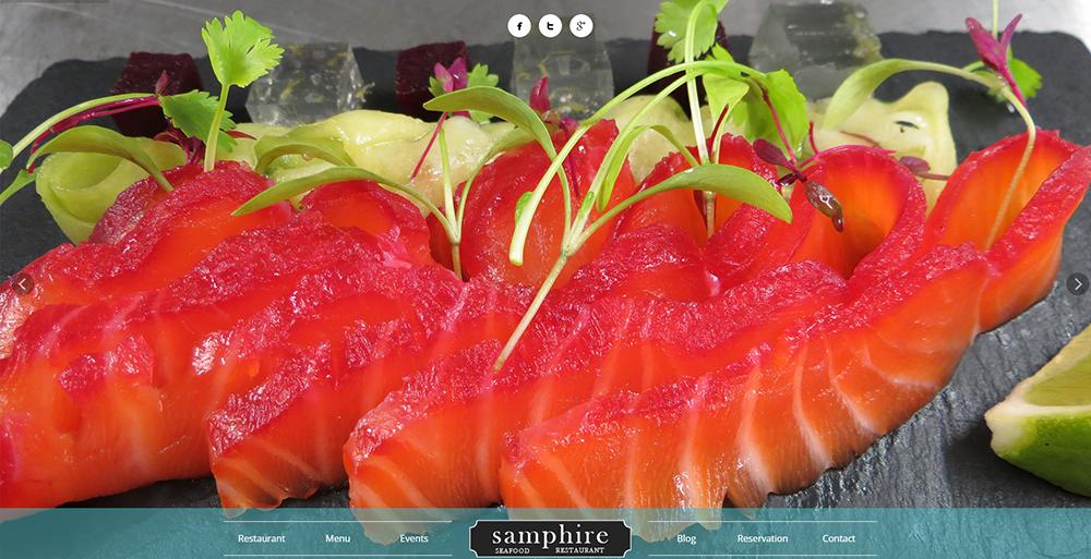 Samphire Seafood Seafood Restaurant