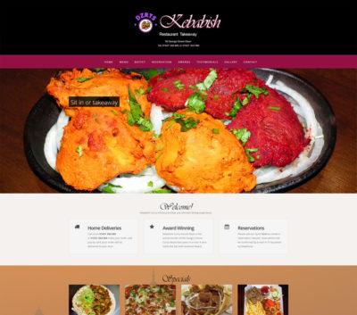 Kebabish Curry House