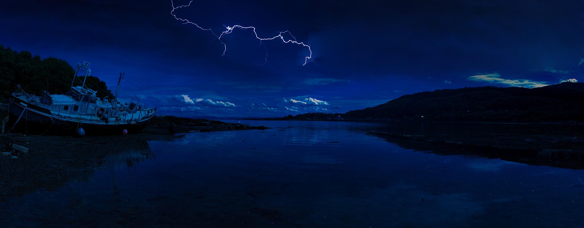 Craignure Lightning