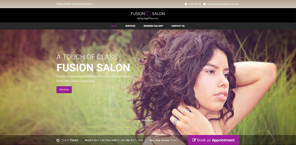 Fusion Mobile Salon