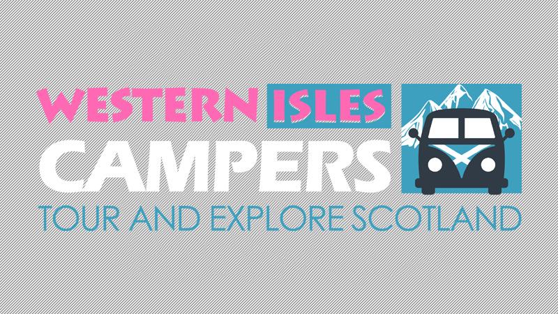 Western Isles Campers Logo Revamped