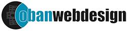 Oban Web Design Logo